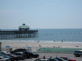 Folly Beach Condo with Unobstucted Ocean Views - Folly Beach vacation rentals
