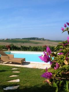 Relaxing...Under the Tuscan sun...