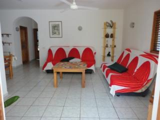 Big apartment in tropical garden with pool, Las Terrenas