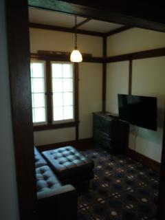 Study / TV room for streaming Netflix