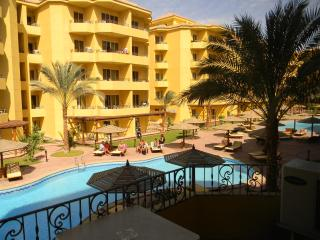 Apartments in British resort, Hurghada, Egypt