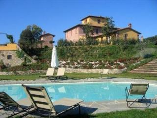 Luxury holiday house for 22 persons, with swimming pool , in Siena - Sinalunga vacation rentals