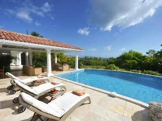 SPECIAL OFFER: St. Martin Villa 95 A Wonderful Honeymoon Or Other Special Occasion Villa Located On The Hillside In Terres Basses Offering Great Views Of The Sea.