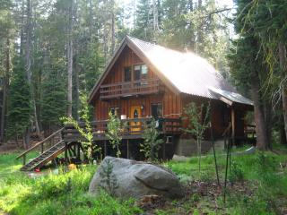 High Sierras Mountain Cabin on 8 Private Acres!, Bear Valley