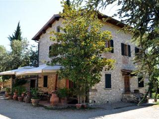 Podere Campriano family winery 'Pilu Apartment', Greve in Chianti