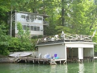 Quite Cove - Great Views and Great Swimming, Lake Lure
