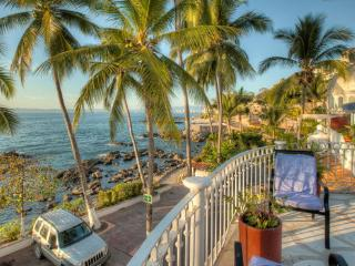 Incredible 3Bedroom Seaside Condo, Puerto Vallarta