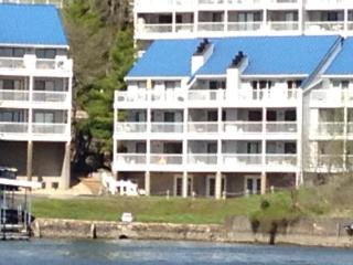 HAWKS NEST 2 BED 2 BATH/ PET FRIENDLY/ ON THE LAKE, Osage Beach