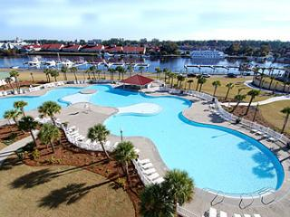 Harbour Cove Villa  2 B.R.  2 BA.  Barefoot Resor, North Myrtle Beach