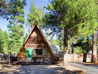 Classic A Frame, Modern Amenities, South Lake Tahoe