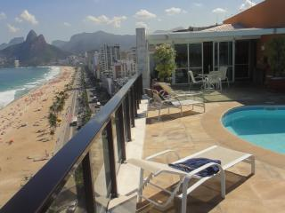 The most beautiful view of Ipanema in Rio! up to 8, Rio de Janeiro
