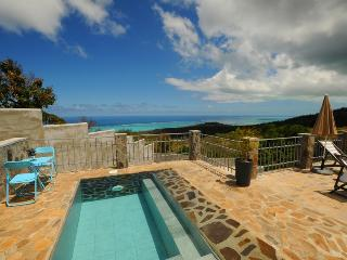Villa Mon Calme, Rodrigues, new with private pool, Coromandel
