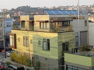 Fabulous, Modern 'Green' Mission Home- Wind & Sun Powered ~ RA135, San Francisco