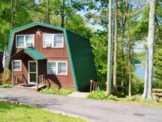 3 bdr house overlooking Lake Cumberland tributary, Russell Springs