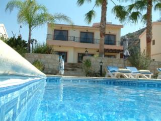 A first class , 3 Bedroom villa with private pool, Pissouri