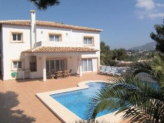 Sabatera, Lovely 5 Bedroom Villa with Private Pool - Moraira vacation rentals