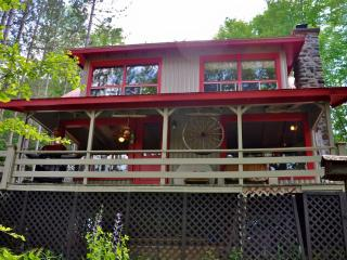 Gorgeous 2 Bedroom Cottage Facing Lake Massawippi!, Ayer's Cliff