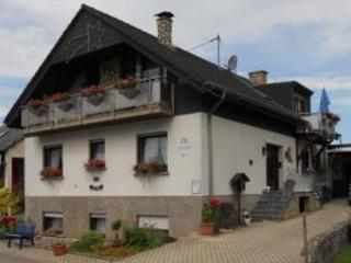 Vacation Apartment in Mehring (Rhineland-Palatinate) - 377 sqft, comfortable, natural, winery (# 3979)