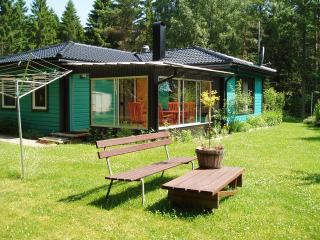 In the heart of Sörmland close to Flen and surrounded beo forrests and meadows