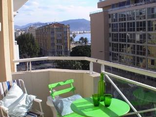 1 bedroom apartment with seaview near beach, Cap d'Ail
