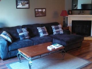 Large sectional sofa with queen pullout
