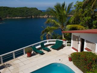 Acapulco Oceanfront House Private Ocean Access