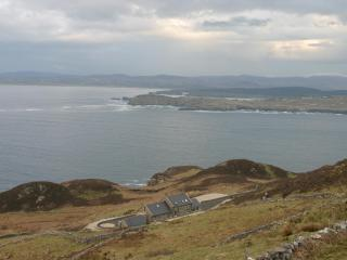 Luxurious Cliffside Hideaway with Outstanding View, Dunfanaghy