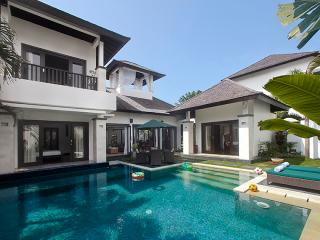 Villa Cempaka with roof-top bale and speed boat - Nusa Dua Peninsula vacation rentals
