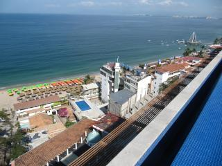 Dream Condo With Oceanview At 353 Amapas--Old Town, Puerto Vallarta