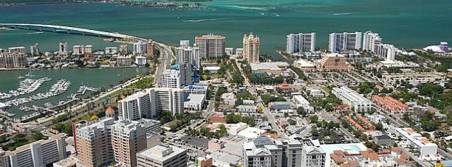 View of beautiful downton Sarasota has lots to offer just a few minutes drive