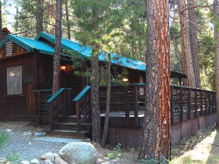 (38) The Mini Cabin, Yosemite National Park