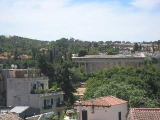 Stay in the historical centre of the city, Athens