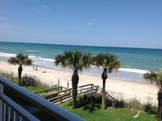 Direct Oceanfront. Extra Large Balcony. Renovated, Indian Harbour Beach