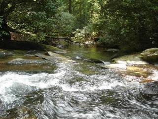 Hemlock Creek - Blue Ridge GA - Ellijay vacation rentals