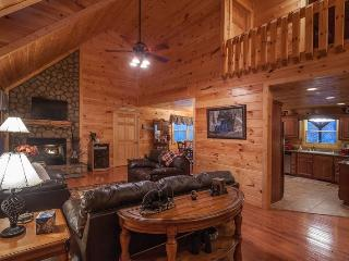 Bearadise Lodge - Blue Ridge GA - Ellijay vacation rentals