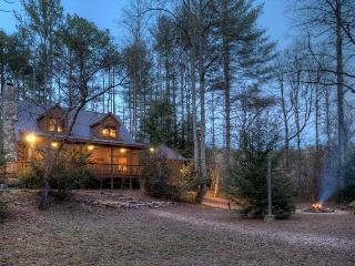 Two Brook Lodge - Ellijay GA - Ellijay vacation rentals