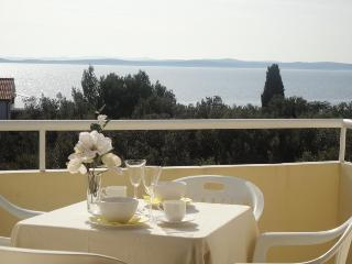 Apartment Petrcane great sea view!!!