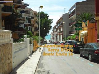 5 mn from sandy beach Apartment with 2 rooms in Alcossebre