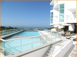 Exclusive flat in front the beach 443 square ft, Santa Marta