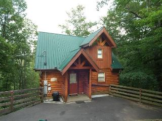 Private 2 bedroom Cabin 5 miles from town Gatlinburg & Pigeon Forge TN, Sevierville