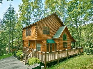 2Bedroom Pet Friendly Mountain View Cabin 4 Miles To Downtown Gatlinburg TN