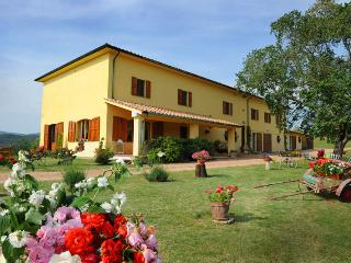Tre Sorelle - Wonderful villa with 16 sleeps, Ponteginori