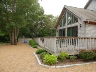 Sunny, open, contemporary Edgartown home walking distance to town