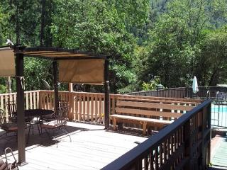 Osprey River House with Private Pool, 3 Bdms, 2 bath in Willow Creek
