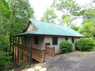 Trout Stream Cabin in the Woods-Laurel Mtn. Cabins, Hiawassee