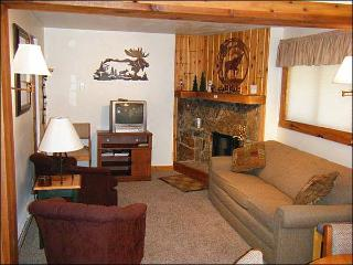 Cute Three Seasons Condo - Mountain Decor Throughout (1349), Crested Butte