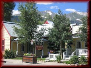The Williams House on Main Street! Walk Everywhere, Breckenridge