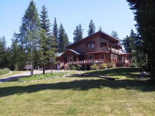 Whitefish 3BR Mountainside Retreat on 20 Acres