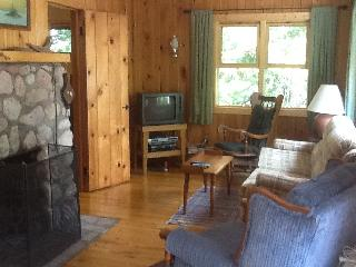 3 Season Cabin near Ely, MN on Bear Island Lake - Babbitt vacation rentals