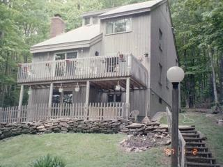 Wonderful Vermont Home with beautiful views for lots of skiing in winter and great golf  to do, Wilmington